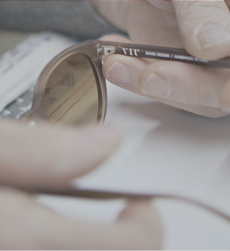 Meet the man who's changing eyewear  – frame by frame